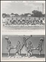 1978 Elmore City High School Yearbook Page 128 & 129