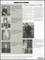 2000 Liberal High School Yearbook Page 60 & 61