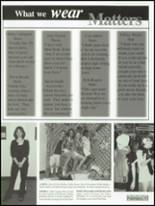 2000 Liberal High School Yearbook Page 100 & 101