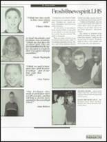2000 Liberal High School Yearbook Page 104 & 105