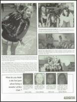 2000 Liberal High School Yearbook Page 122 & 123