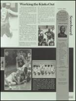 2000 Liberal High School Yearbook Page 166 & 167