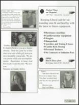2000 Liberal High School Yearbook Page 186 & 187