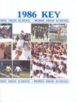 1986 Yearbook Morse High School