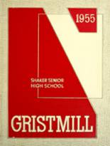 1955 Yearbook Shaker Heights High School