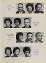 1968 Meigs High School Yearbook Page 14 & 15