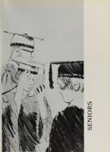 1968 Meigs High School Yearbook Page 20 & 21