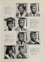 1968 Meigs High School Yearbook Page 22 & 23