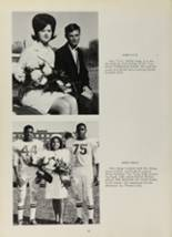 1968 Meigs High School Yearbook Page 34 & 35