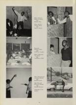 1968 Meigs High School Yearbook Page 38 & 39