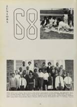 1968 Meigs High School Yearbook Page 42 & 43