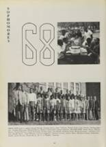 1968 Meigs High School Yearbook Page 44 & 45