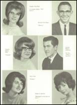 1966 Union High School Yearbook Page 10 & 11