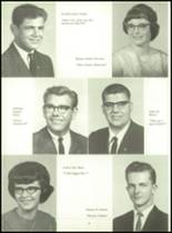 1966 Union High School Yearbook Page 12 & 13
