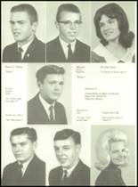 1966 Union High School Yearbook Page 14 & 15