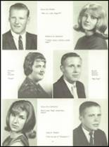 1966 Union High School Yearbook Page 16 & 17