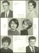 1966 Union High School Yearbook Page 18 & 19