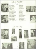 1966 Union High School Yearbook Page 28 & 29