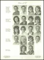 1966 Union High School Yearbook Page 34 & 35