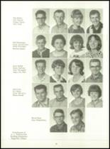 1966 Union High School Yearbook Page 36 & 37