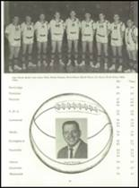 1966 Union High School Yearbook Page 38 & 39