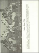 1966 Union High School Yearbook Page 40 & 41