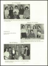 1966 Union High School Yearbook Page 44 & 45