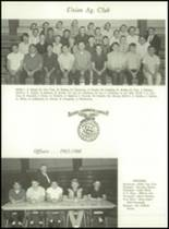 1966 Union High School Yearbook Page 48 & 49