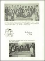 1966 Union High School Yearbook Page 54 & 55