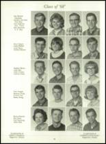 1966 Union High School Yearbook Page 60 & 61