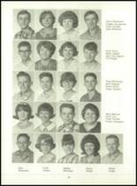1966 Union High School Yearbook Page 62 & 63