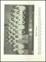 1966 Union High School Yearbook Page 64 & 65