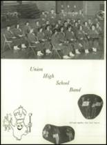 1966 Union High School Yearbook Page 68 & 69