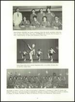 1966 Union High School Yearbook Page 70 & 71