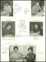 1966 Union High School Yearbook Page 74 & 75