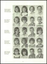 1966 Union High School Yearbook Page 78 & 79