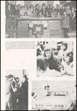 1973 Cleburne High School Yearbook Page 24 & 25