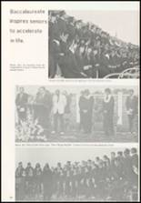 1973 Cleburne High School Yearbook Page 32 & 33