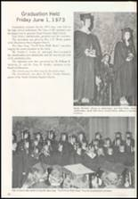 1973 Cleburne High School Yearbook Page 34 & 35