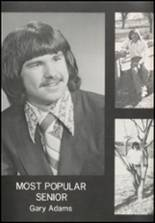 1973 Cleburne High School Yearbook Page 44 & 45