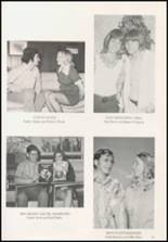 1973 Cleburne High School Yearbook Page 56 & 57