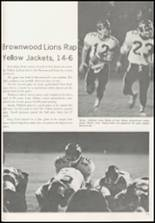 1973 Cleburne High School Yearbook Page 76 & 77
