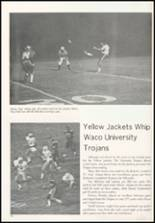 1973 Cleburne High School Yearbook Page 82 & 83