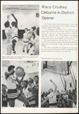 1973 Cleburne High School Yearbook Page 94 & 95