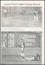 1973 Cleburne High School Yearbook Page 106 & 107