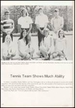 1973 Cleburne High School Yearbook Page 114 & 115