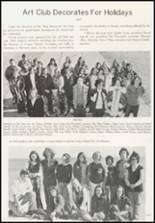 1973 Cleburne High School Yearbook Page 134 & 135