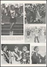 1973 Cleburne High School Yearbook Page 136 & 137