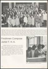 1973 Cleburne High School Yearbook Page 154 & 155