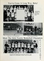 1977 Franklin Junior High School Yearbook Page 16 & 17